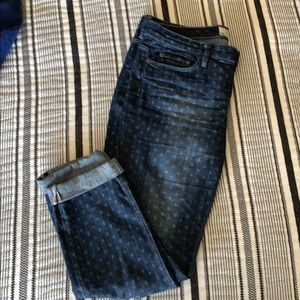 LOGG Patterned Jeans